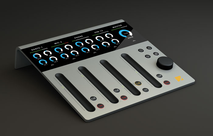 Consola digital Intellimix